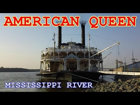 AMERICAN QUEEN - MISSISSIPPI RIVER (Damage From Hitting Bridge Pylon) CITY Of CAPE GIRARDEAU, MO