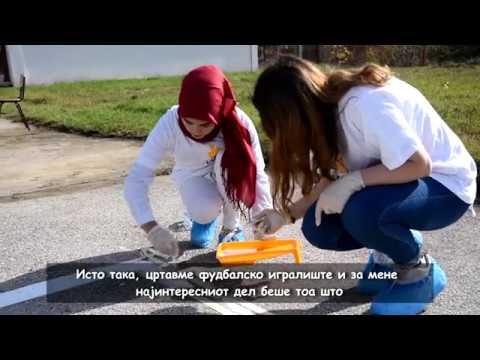 Младински акции во Град Скопје