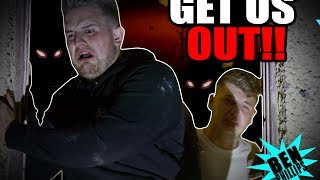 SCARIEST moment of our life's!  **PRANK!**