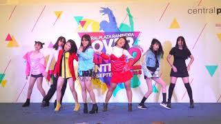 180922 PVC cover CLC - Hobgoblin @ CentralPlaza Ramindra Cover Dance SS2 (Audition)