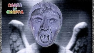 Weeping Angel | #DoctorWho Cake (How To)