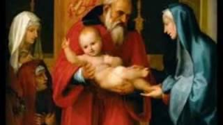 Circuncisión y presentación de Jesús.