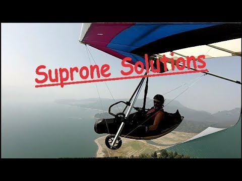 Suprone Solutions/Fenison Flybar Pilot Report/Scott Campbell