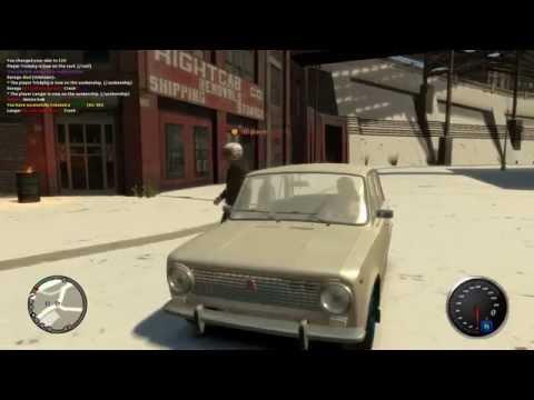 GTA 4(11) Онлайн-Игра По Сети-Мультиплеер, 3, +Зима\GTA 4 Online-Multiplayer, 3, +Winter