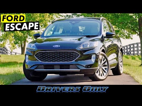 2020 Ford Escape - Light Years Better Than Before