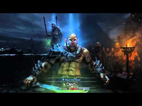 Epic Shadow of Mordor: One warchief, 19 bodyguards and a battle for the ages