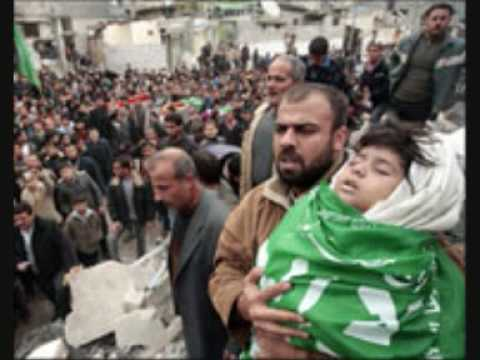 Gaza Massacre In Pictures - December 28 , 2008