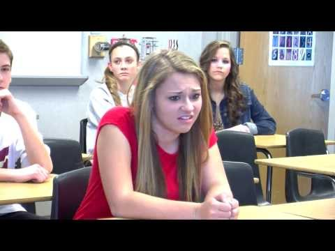 """A student full length fan film remake parody of the movie """"Mean Girls"""" HD"""