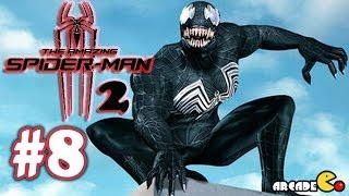 The Amazing Spider Man 2 - NEW CUSTOM Walkthrough (1080P) - Part 8 (iOS)