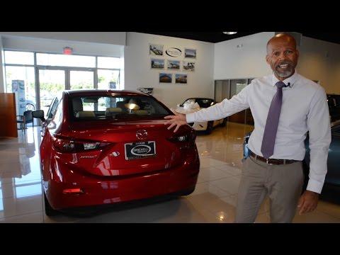2017 Mazda3 Overview At Brickell Mazda