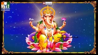 GANESH PRARTHANA - Lord Ganesh - Bhakthi songs