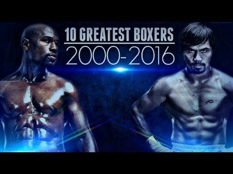 [Boxing Fight] 10 Greatest Boxers 2000-2016 (HBO Boxing Legends)
