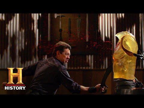 Forged in Fire: Greek Kopis Final Round: Mike vs. John (Season 6) | History