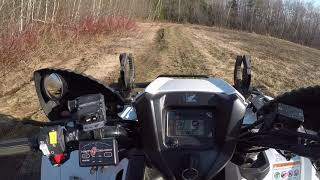 Honda Rubicon spring mud