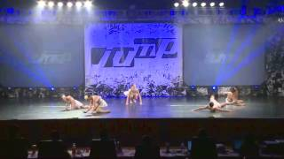 ALDC Junior Group - Frost Jump Dance Convention 2/15/14 Nia Kalani Maddie Kendall mackenzie