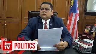 Lokman: Take action against Hisham over betrayal, Dr M middleman role