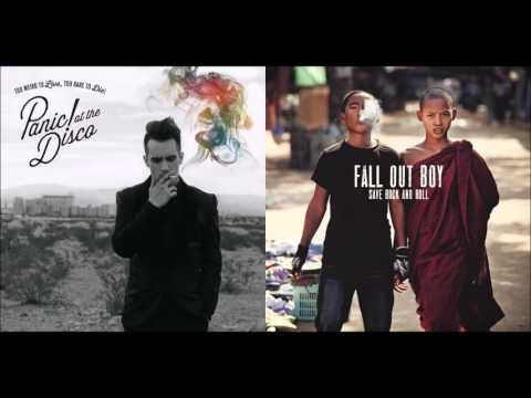 Miss Jackson Knows - Panic! At The Disco vs. Fall Out Boy (Mashup)