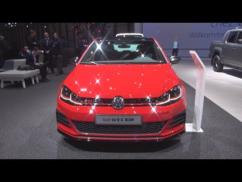 Volkswagen Golf GTI TCR (2019) Exterior And Interior