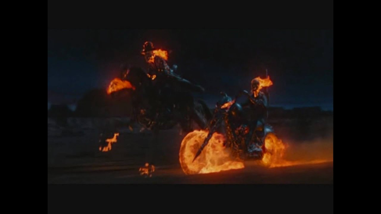 ghost rider slades last ride hd youtube