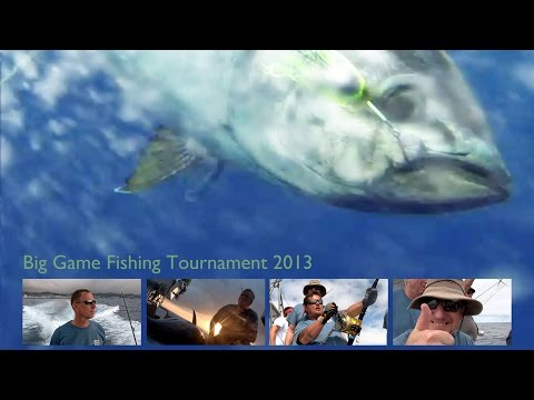 Hooked on the Azores - Big Game Fishing Tournament 2013 Documentary