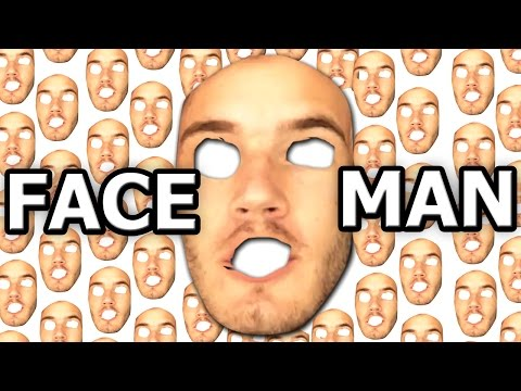 Thumbnail: FACEMAN - The Man With A Million Faces.