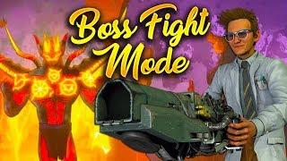 New Infinite Warfare Zombies Boss Fight Mode Explained! Willard Wyler's Halloween Scream Event!