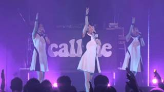 callmeが昨年末に開催したcallme Live Museum Who is callme?ツアーフ...
