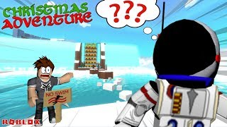 WEIRDEST CHRISTMAS ADVENTURE EVER!! - ROBLOX REASON 2 DIE
