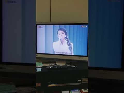 安室チャン 2017年紅白最後のテレビ
