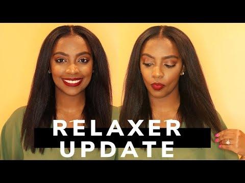 Relaxer Update 2019: Length Check, Moisture Regimen & More!