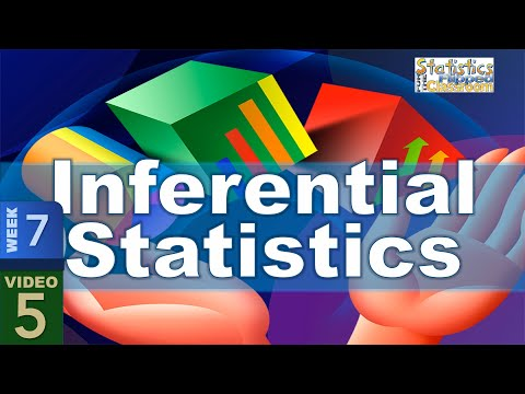 Inferential Statistics – Sampling, Probability, And Inference (7-5)