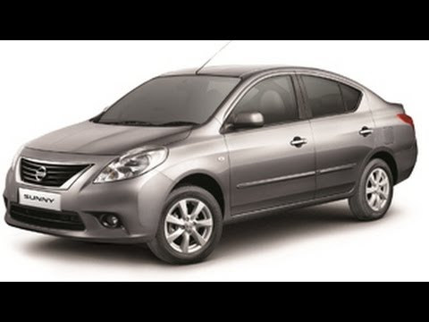 Nissan Sunny Special Edition Launch