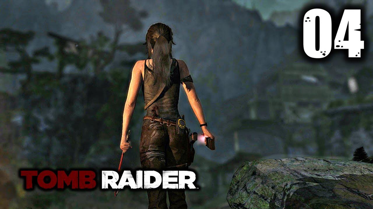 Tomb Raider Definitive Edition Gameplay Walkthrough Part 4