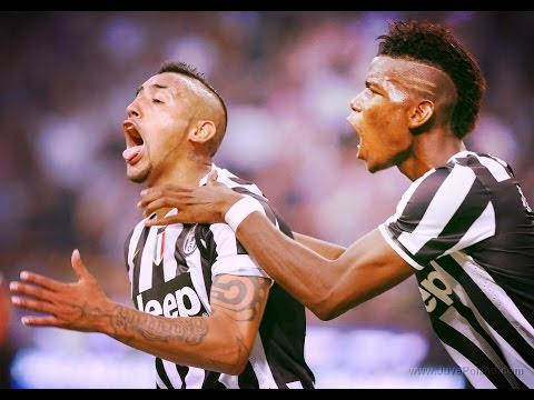 Vidal & Pogba | The Present and the Future | 2015 Preview | HD