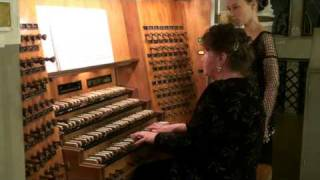 """J. S. Bach - Ricercare a 6 from """"Musikalisches Opfer"""" BWV 1079 - Yevgeniya Lisicyna"""