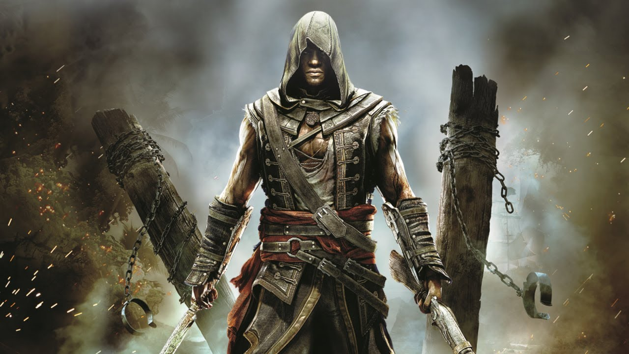 Freedom Cry Dlc Trailer Featuring Adewale Assassin S Creed Iv