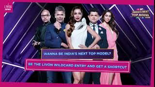 Shortcut to MTV India's Next Top Model!