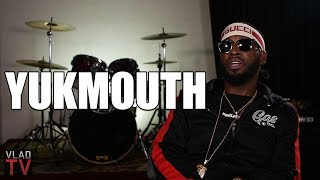 Yukmouth Breaks Down His Chain Robbery, Denies Suge Knight Did It (Part 7)