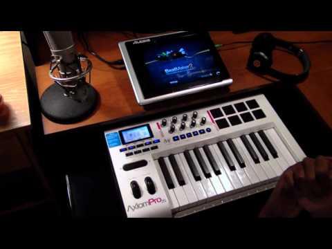 Axiom Pro 25 & iO Dock Review