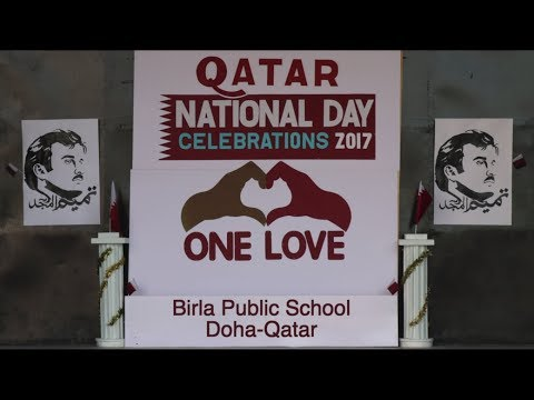 Qatar National Day Celebration - 2017 (BPS Doha)