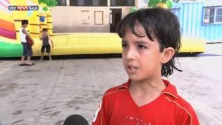 """مخيمات """"علاج نفسي"""" لأطفال غزة"""