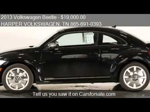 2013 Volkswagen Beetle Turbo Fender Edition For Sale In Knox Youtube