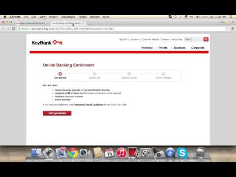 Key Bank Online Banking Login | How to Access your Account