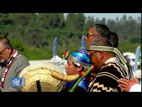 Indigenous people: Main participants of papal Mass in Temuco