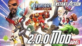 MARVEL Avengers Academy 2.0.0 Mod (Instant Action) APK