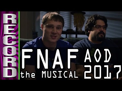 FNAF Night 2 RE-WRITE from AOD 2017