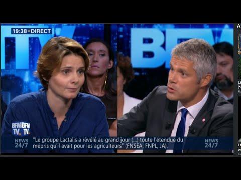 Laurent Wauquiez face à Caroline Fourest (fallait-il une loi pour interdire le burkini)