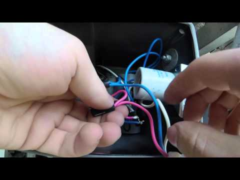 how to wire a hps lamp youtube Cooper 1000d14g07 Ballast Wiring Diagram Cooper 1000d14g07 Ballast Wiring Diagram #56 T8 Ballast Wiring Diagram