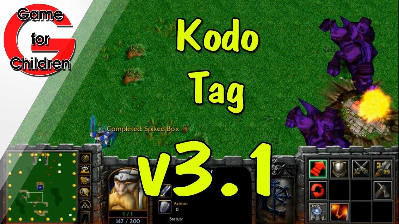 kodo tag xtreme download