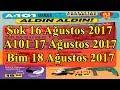 Şok Market 16 Ağustos 2017, A101 17 Ağustos 2017, Bim 18 Ağustos 2017 Aktüel ürünler